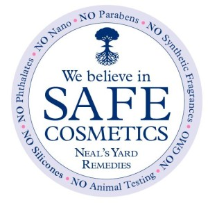 We Believe In Safe Cosmetics Logo